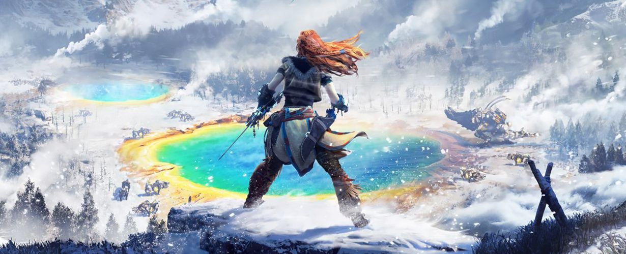 Frozen Wilds Starten