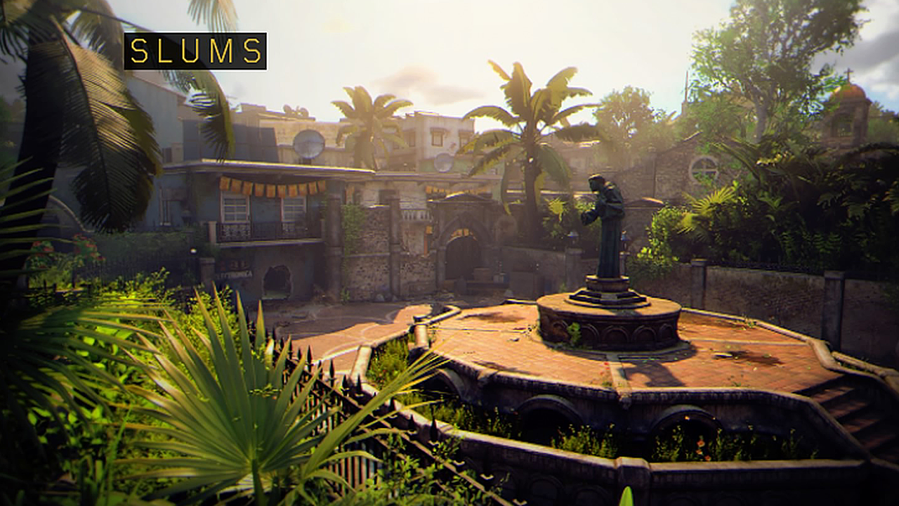 Call of Duty: Black Ops 4 - Alle Multiplayer-Maps zum Release Call Of Duty Black Ops Maps on