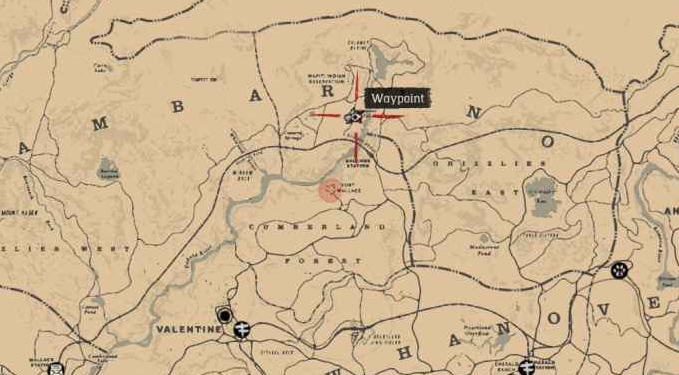 Rdr2 Karte Alle Fundorte.Red Dead Redemption 2 Alle Graber In Der Open World Finden