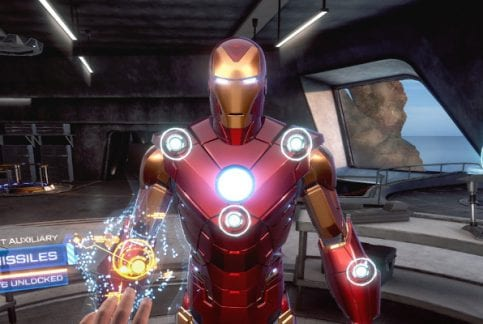 Marvels Iron Man VR-Tipps
